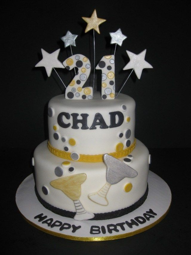 23 Excellent Picture Of 21st Birthday Cake Ideas For Him 21st Birthday Cakes