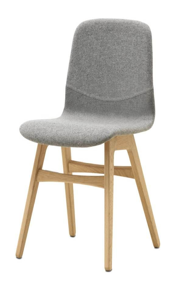 LONDON CHAIR IN GREY FELT. Solid Oak base. Amazing  sc 1 st  Pinterest : london chairs - Cheerinfomania.Com