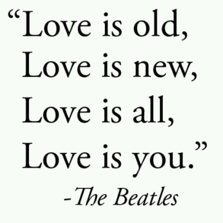 The Beatles Quotes Impressive Luv The Beatles  Quotes I Love  Pinterest  Beatles Inspiration Design