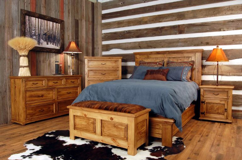 Kuhfell Teppich Wohnzimmer 10 Decorating Secrets For Beautiful Rustic Bedrooms