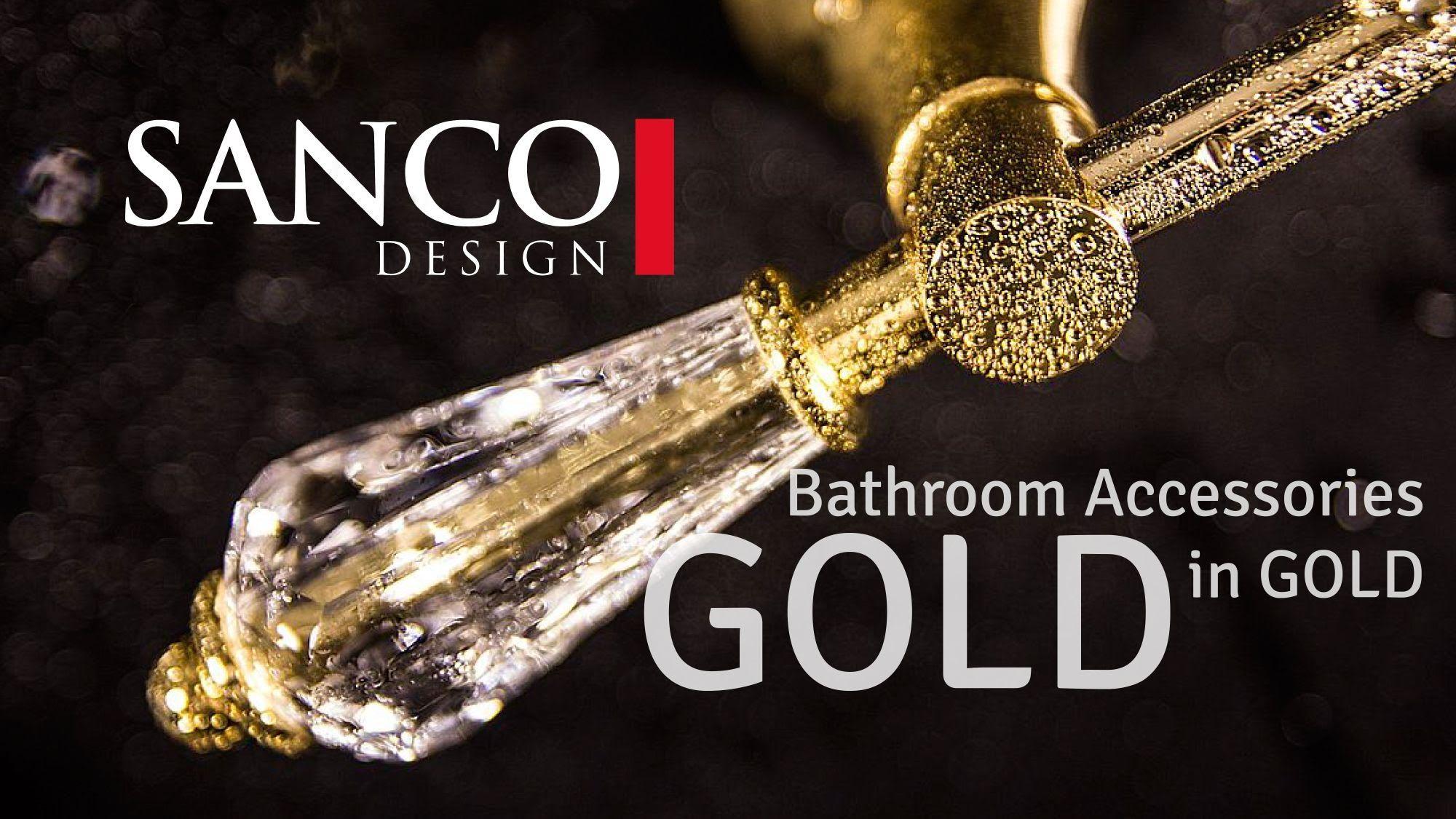 Bathroom Accessories Dubai golden interior dubai style with luxury bathroom accessories