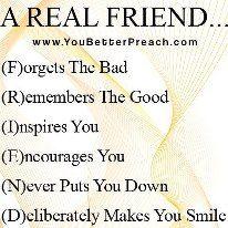 A Simple Friend Vs A Real Friend Real Friends Friends In Love