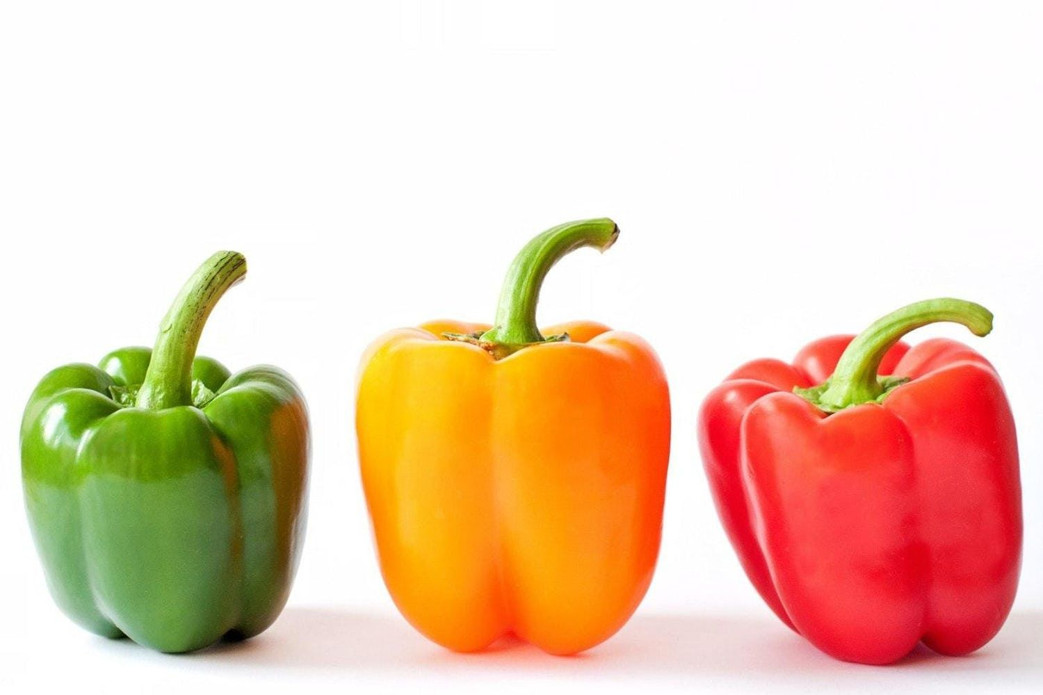 Here's the Real Difference Between Red, Yellow and Green Bell Peppers #bellpeppers