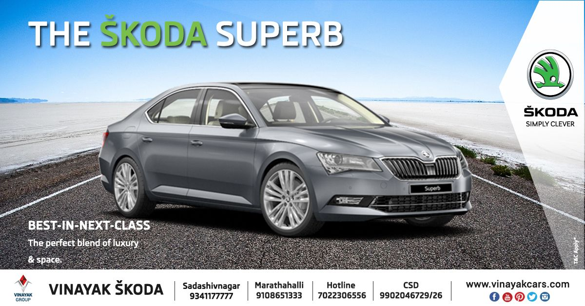 Check Out Skoda Superb Colours Superb Variants On Road Price At