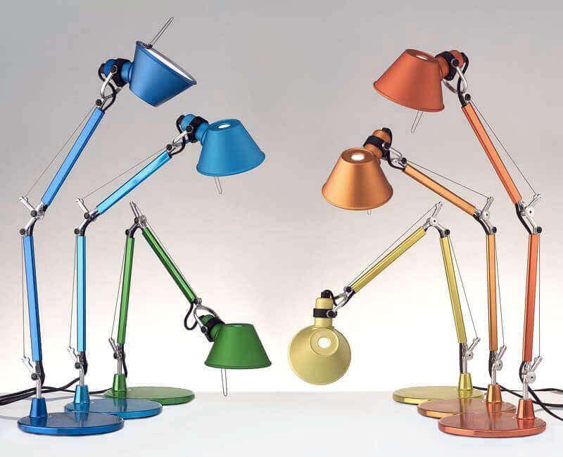 Scopri con noi le lampade più famose del design con le loro. Le 10 Lampade Di Design Piu Famose Belle E Sempre Attuali Lampada Da Scrivania Lampade Design