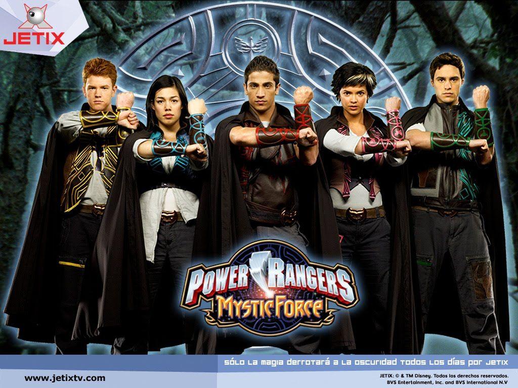 Power Rangers Fuerza Mistica Google Search Power Rangers E Forca