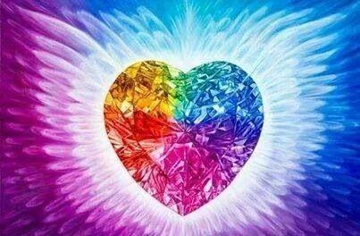 coeur de cristal