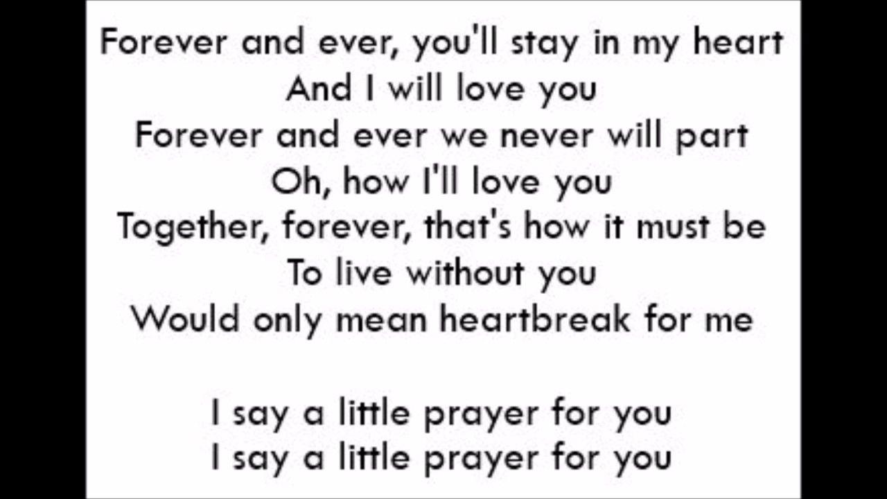 I Say A Little Prayer Aretha Franklin Lyrics Little Prayer