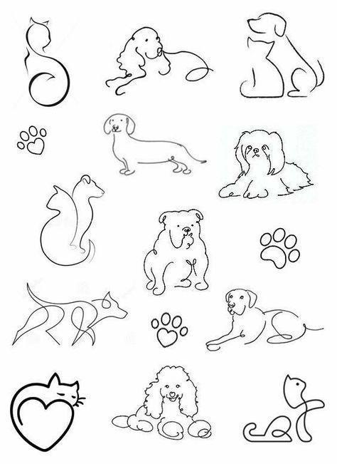 Tattoos klein und zart + aus 120 Designs, #designs #klein #tattoos