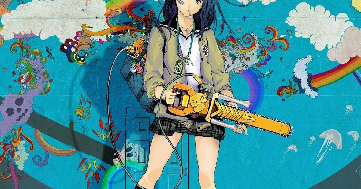Anime wallpapers ipad mini