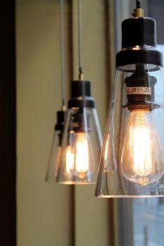 Caravane Suspension Luminaire Cuisine Lumiere De Lampe Et