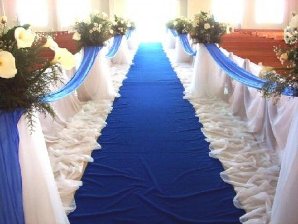 Download Royal Blue Wedding Decorations Wedding Corners Intended