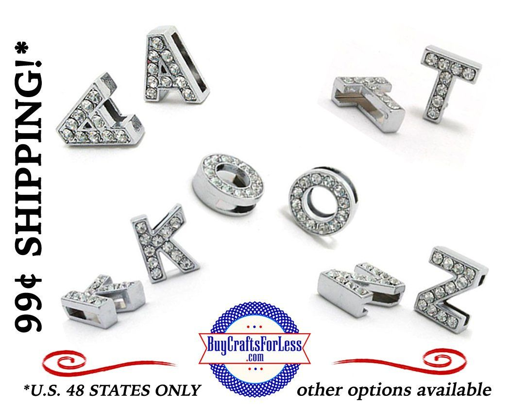 8mm Letters