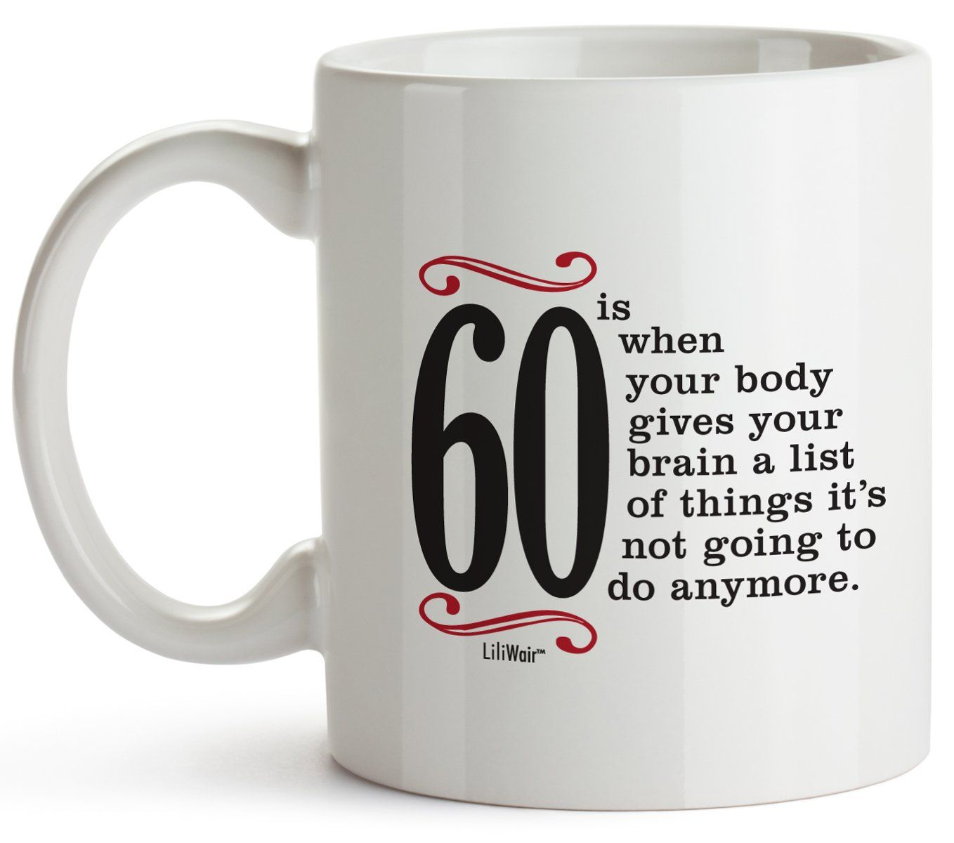 60th birthday gifts for women sixty years old men gift