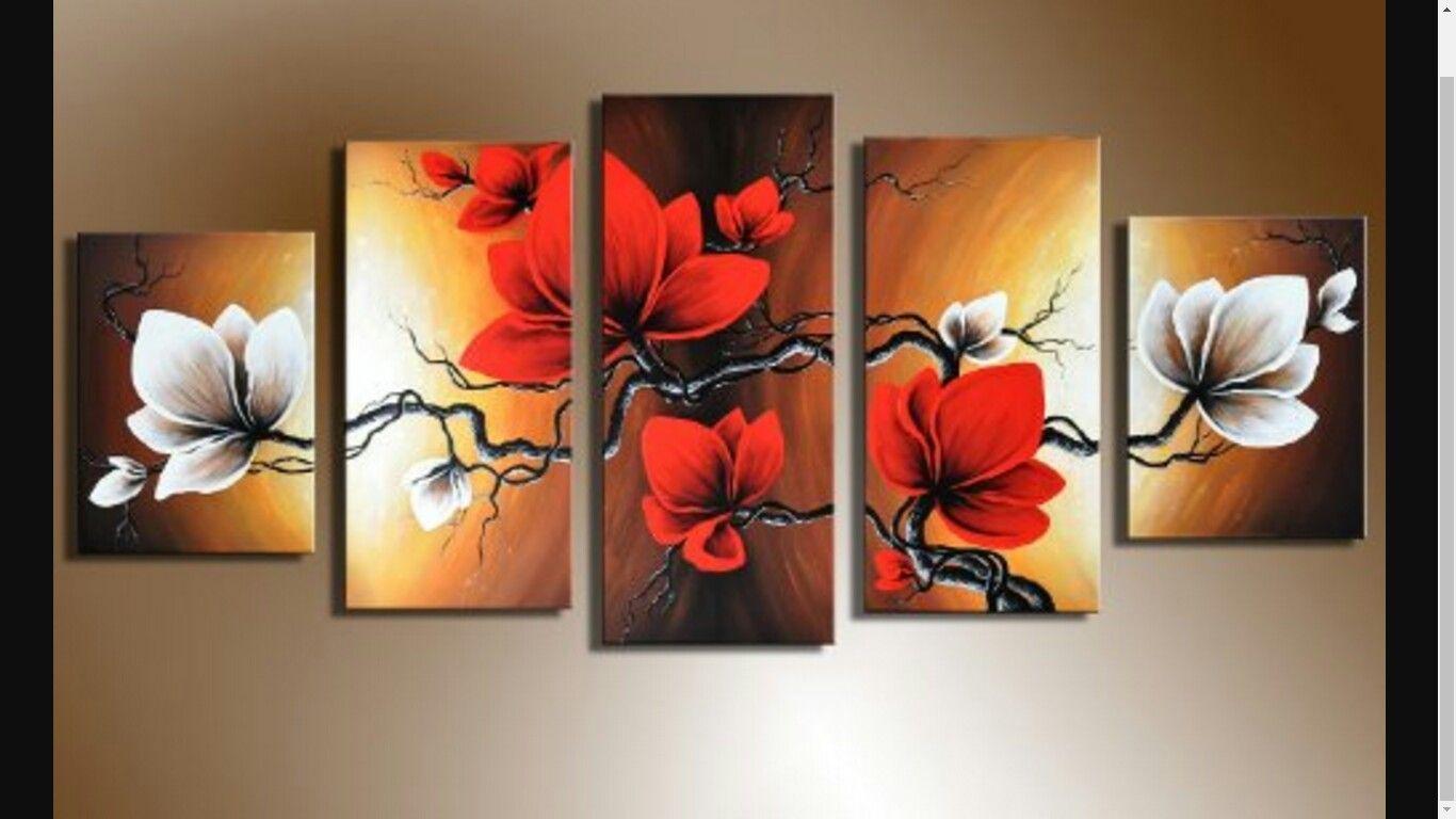 Pin de akshaya en art pinterest pinceladas pinturas y for Cuadros tripticos online