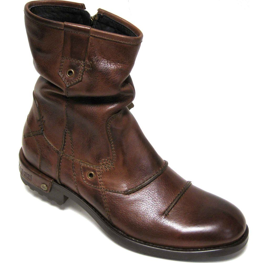 Mid Boots For Men Bugatti Bordeaux Boots Vqzgl
