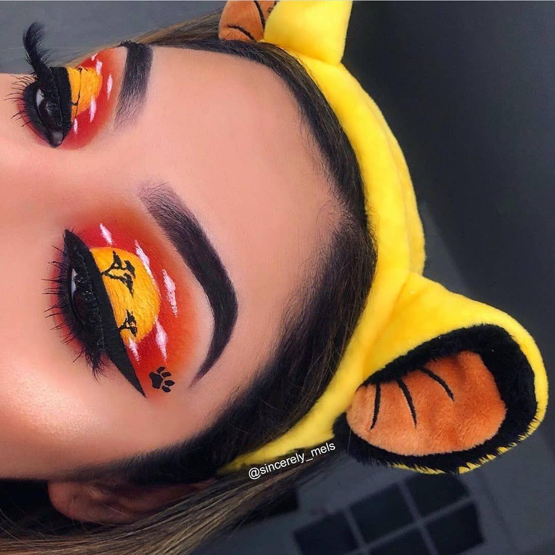 Maquillajes für die Disney Princess Challenge