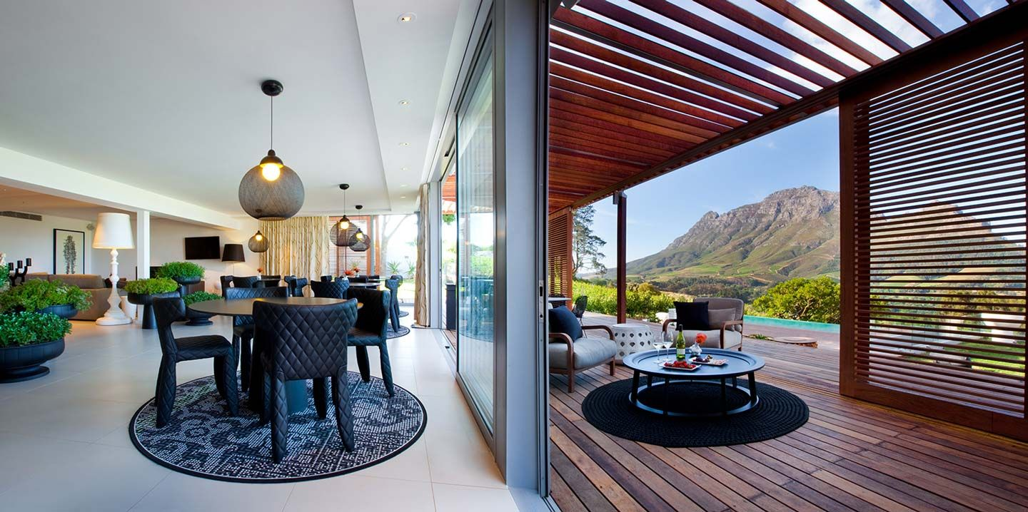 Clouds Estate Stellenbosch Event venues, South africa