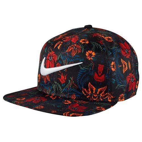 Novia lona Mansedumbre  Nike Pro Floral Snapback - Men's at Foot Locker | Nike pros, Hats for men,  Snapback hats