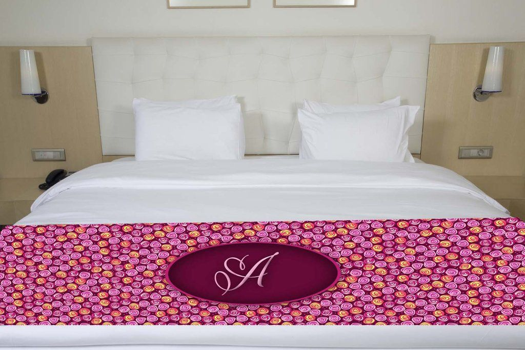 Lovely Want To Add Personality To Your Bedroom Without Having To Replace Your  Entire Bedding Set? These Custom Bed Runners Are The Perfect Way To Add Your Nice Ideas