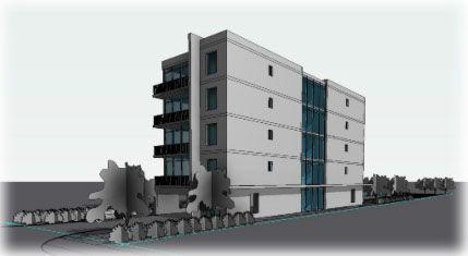 Condo Development 430 Connaught Street Kitchener 5 Storey 14