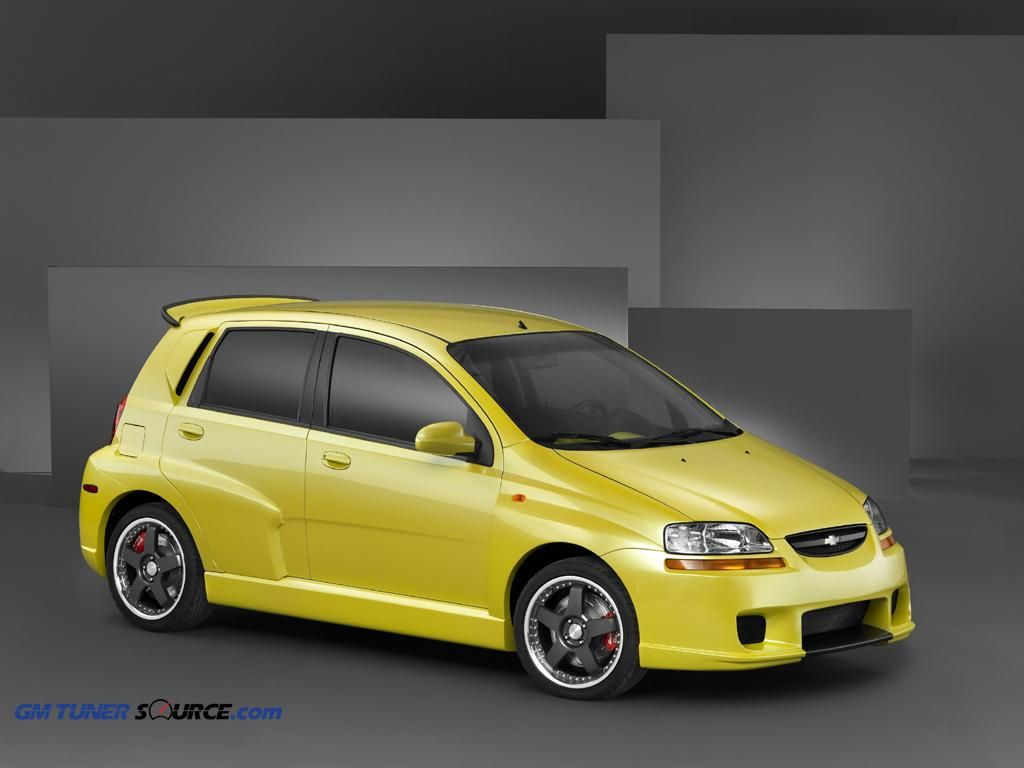 Chevrolet Aveo U Va Front Yellow Color Car Hd Wallpaper Car