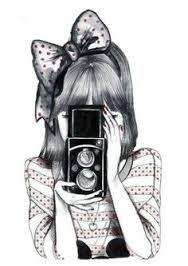Resultado De Imagen Para Dibujos De Como Usar Una Camara Fotografica Dibujos Dibujo De Camara Dibujos De Chicas