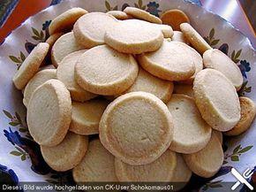 Sandtaler, wie vom Bäcker von Patfie | Chefkoch
