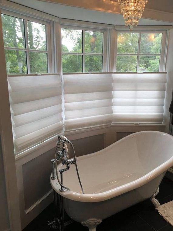 40 Vital Pieces Of Bathroom Window Treatments Privacy Curtains Master Bath 62 - -