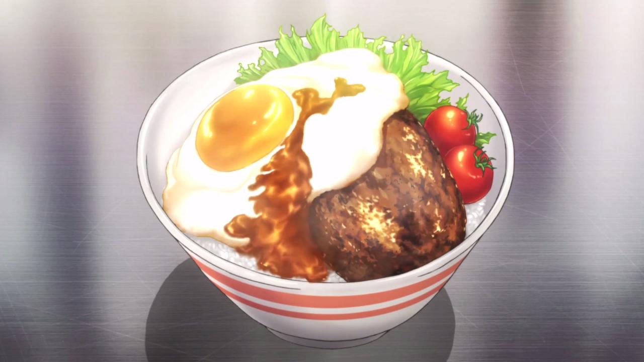 Pin by Leslie Bautista on anime food! Food wars, Food