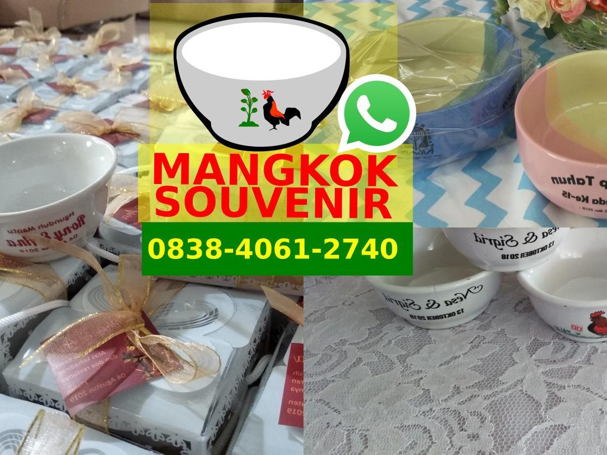 Souvenir Mangkok Ayam Ô838 4Ô61 274Ô (WA) Pernikahan