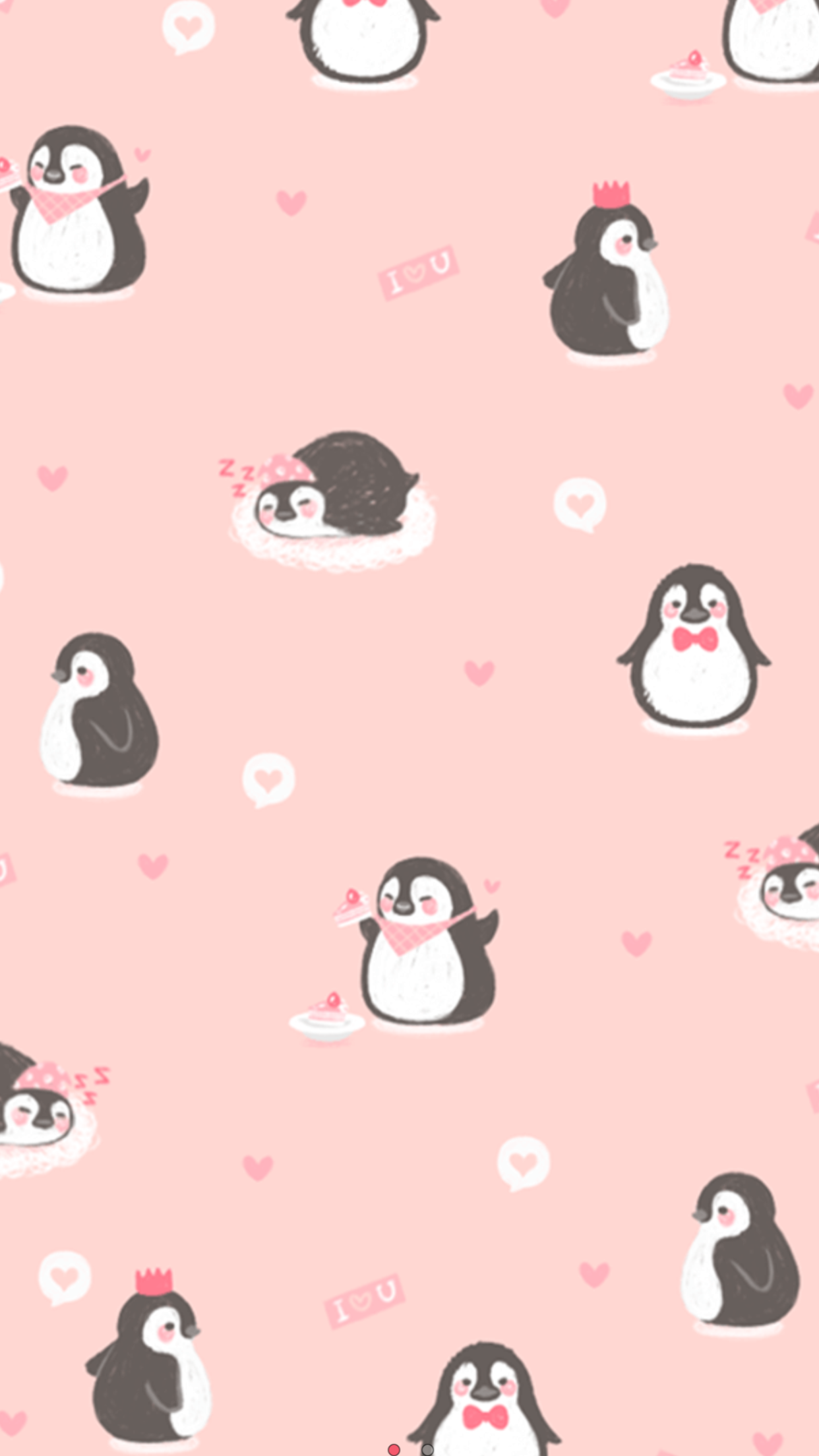 penguin wallpaperari jimenez méndez | wallpapers | pinterest