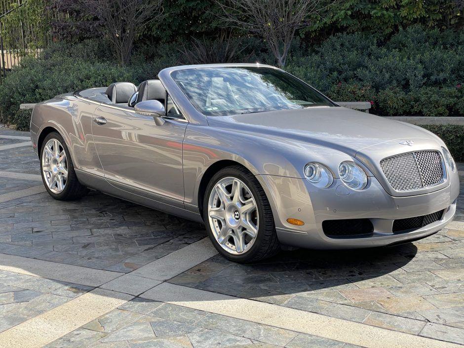 Original Owner 2008 Bentley Continental Gtc Mulliner In 2021 Bentley Continental Classic Cars Cars For Sale