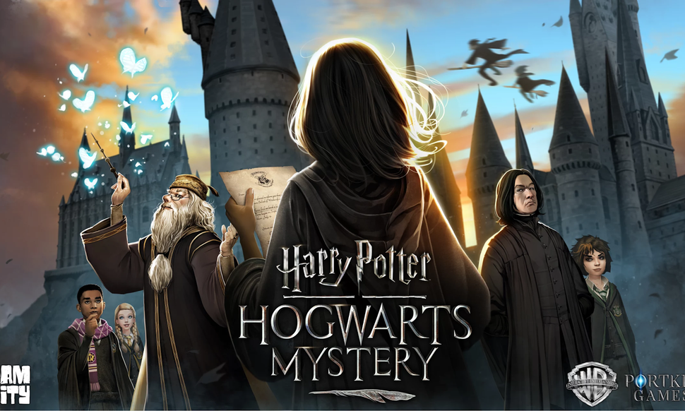 The New Harry Potter Mobile Game Just Got A Release Date