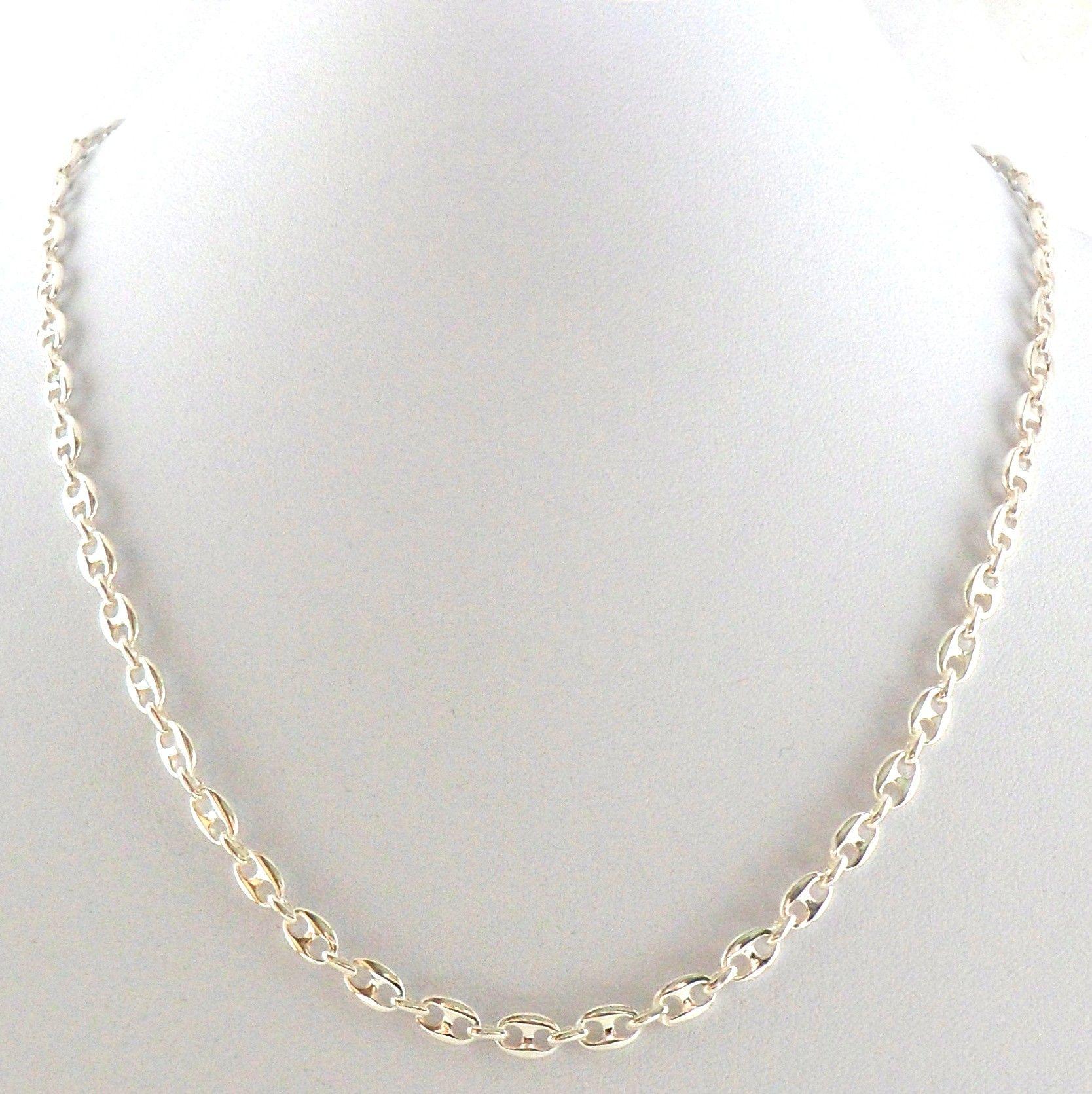 4b1d860a1897 Cadena Plata Calabrote - para ella y para él Diseño clásico en joyas de  plata para
