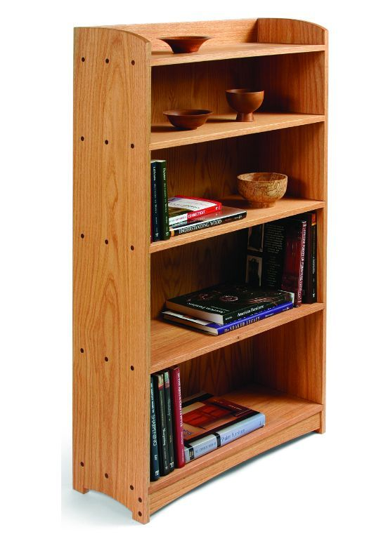 Diy Your Own Bookcase With These Free Plans Build It All With