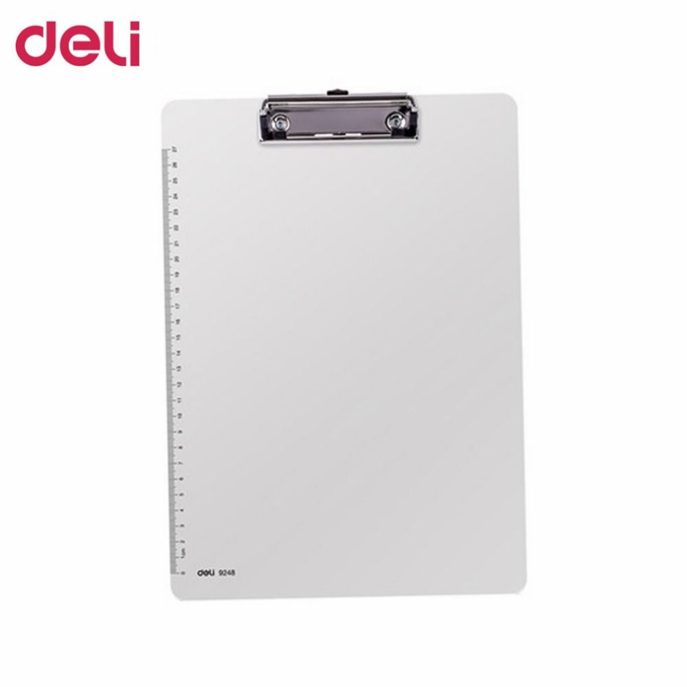 Deli 9248 A4 Clipboards Drawing Clip Board Holder Folder Carpeta Portfolio Office For Painting Writing Pranchetas