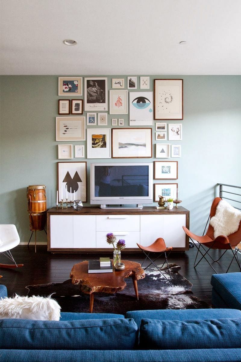 15+ Living Room Interior Design Ideas. Wall artworks of different sizes and  different categories. There are a number of options for you… | Living room  in 2019…