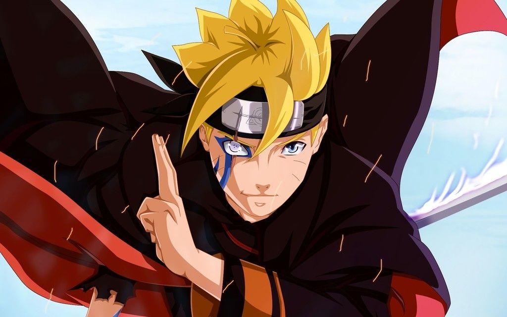 Boruto uzumaki, ready for fight wallpaper Naruto