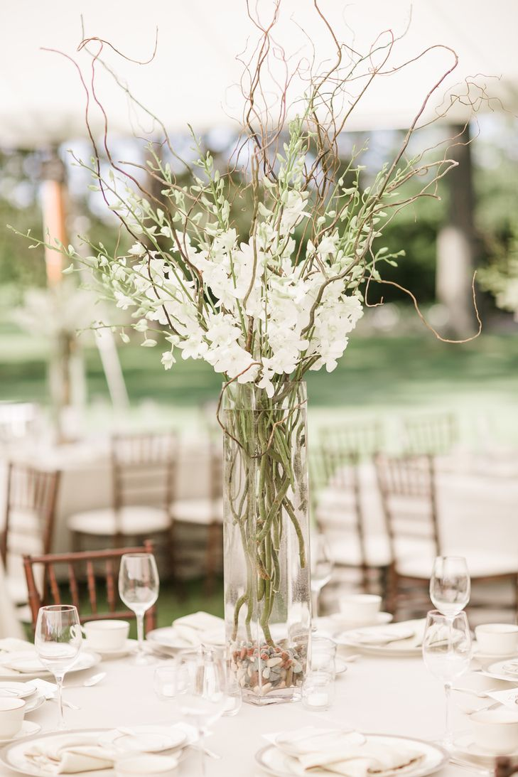 gs A Romantic Outdoor Wedding At Stan Hywet Hall & Gardens In Akron ...