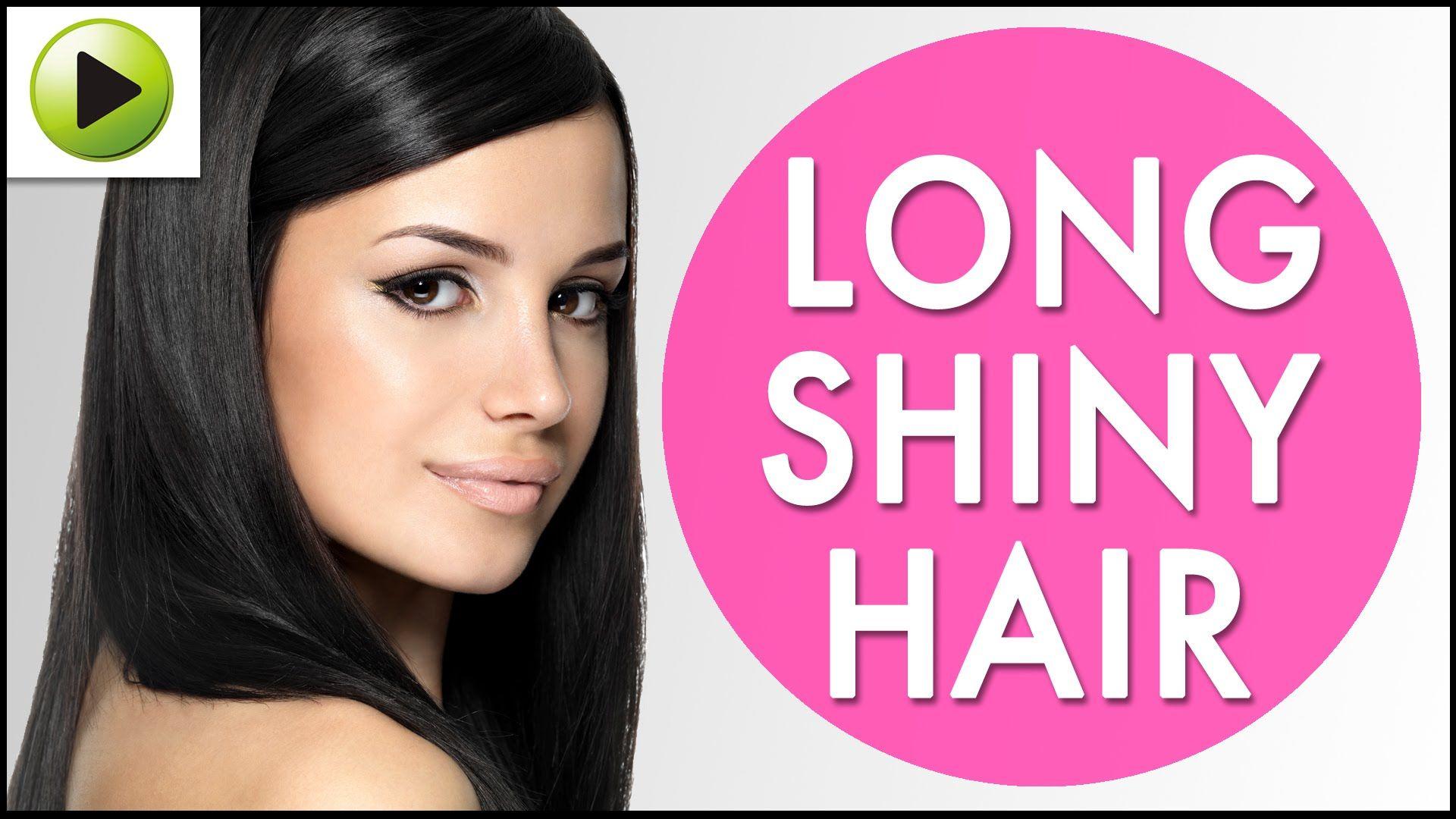 Hair Care Long Shiny Hair Natural Ayurvedic Home