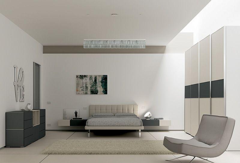 Arredamento Con Corda : Arredamento #camera #letto soul slim in #ecopelle corda #armadio