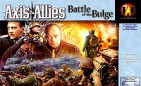 Axis & Allies: Battle of the Bulge | Board Game