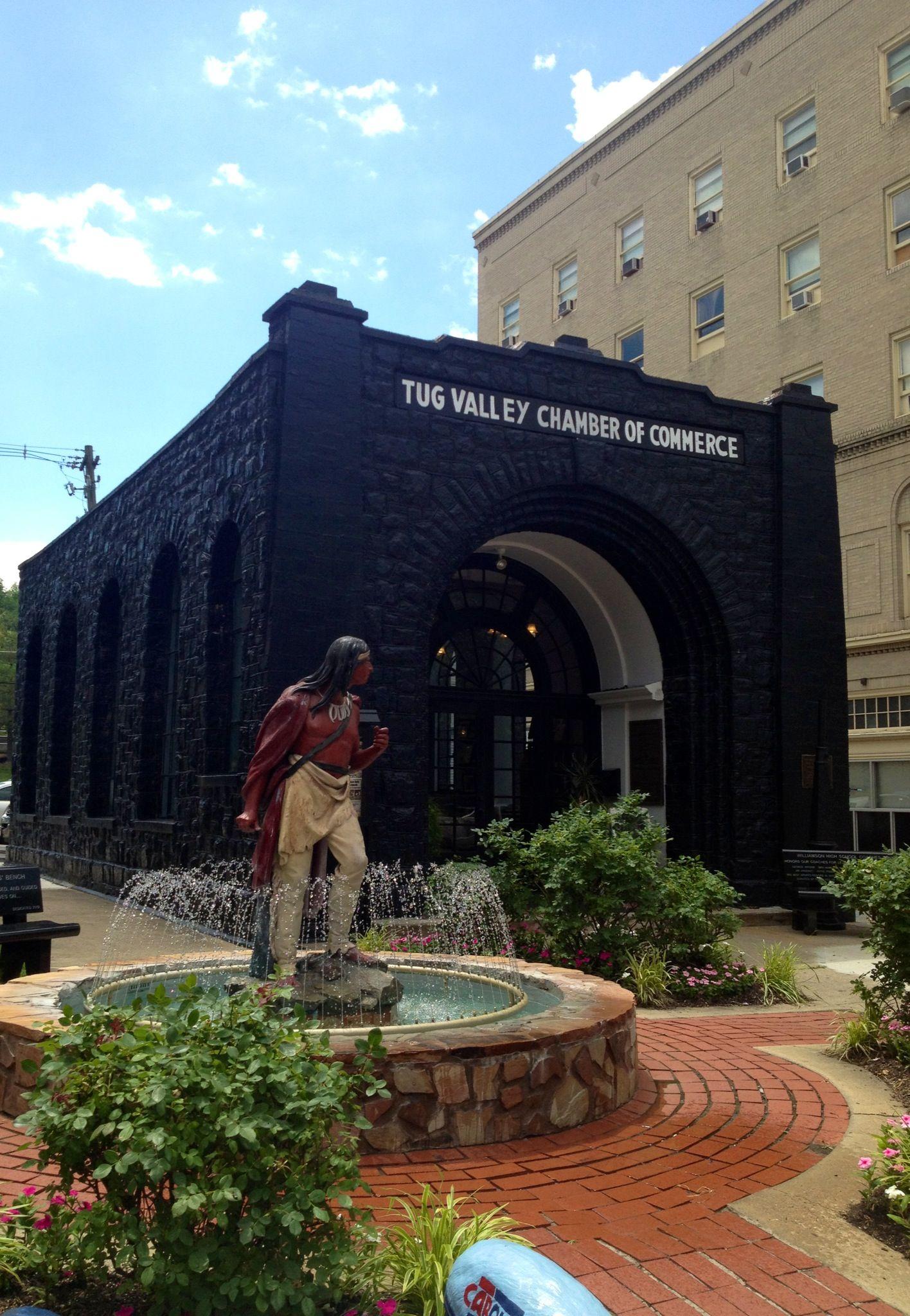 The Coal House, Williamson, WV