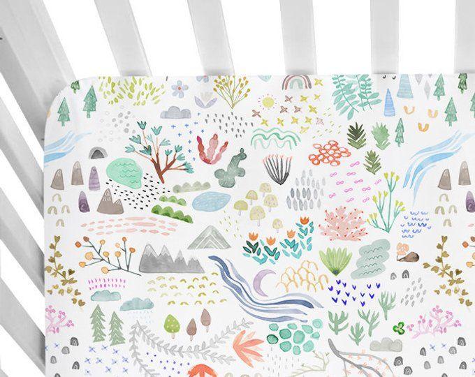 Fitted Crib Sheet-Pink Cactus Llama Crib Sheets-Baby Girl Crib Bedding-Llama Nursery Bedding-Pink Baby Nursery Bedding-Cactus Crib Sheet