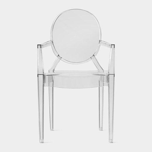(30) Louis Ghost Armchair on Wanelo by DaisyCombridge