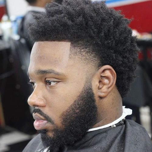hair sponge fade haircut - thirstyroots.com: Black Hairstyles