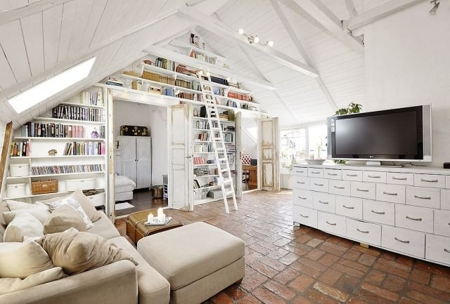 Shabby Chic Apartment   Coolest Shabby Chic Apartment, Attic Apartments  With Shabby Chic Styles Home Design And Interior