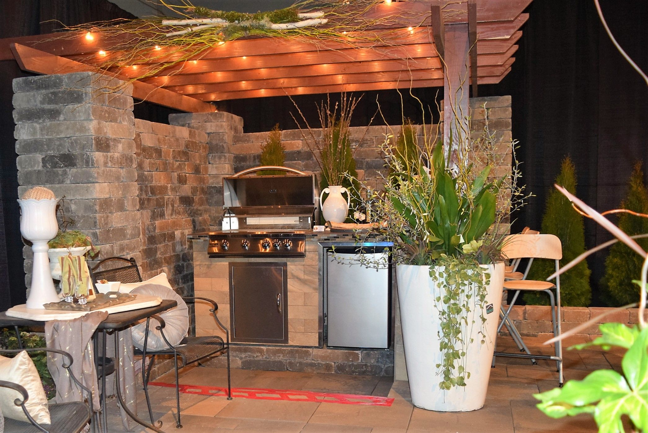 Thank You Portland Oregon The Yard Garden Patio Home Show Was Fantastic We Look Forward To Working Wi Outdoor Living Design Patio Decor Outdoor Kitchen