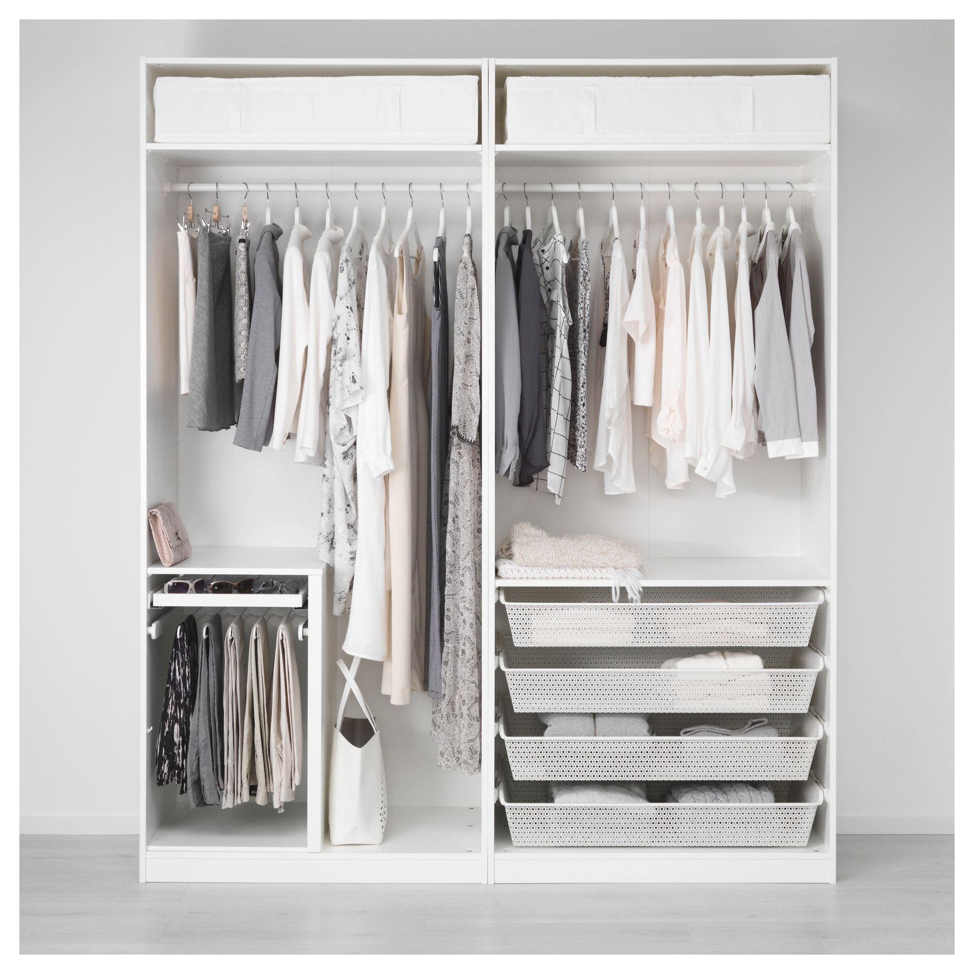 Us Furniture And Home Furnishings In 2020 Ikea Pax Wardrobe